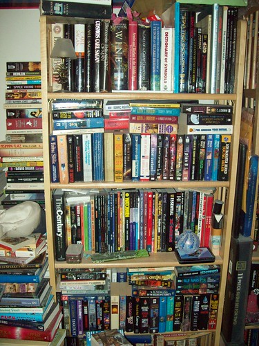 The shelves, continued