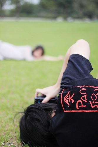 20100418 台中都會公園外拍(攝影師群+Collen)花絮篇^ ^
