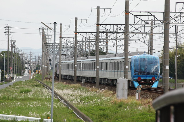 東京メトロ 15000系 甲種輸送