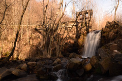 Santa Fe Waterfall (Hachimaki123) Tags: montseny parcnaturaldelmontseny santafe santafedelmontseny cascada water waterfall agua landscape paisaje