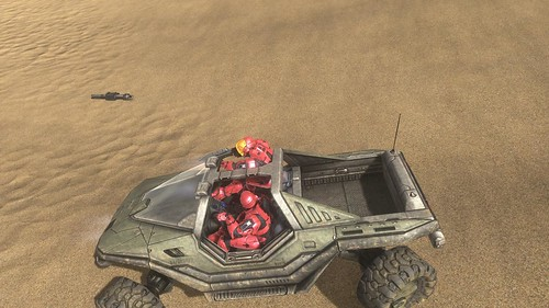 Flickriver: Most interesting photos from Halo 3 Screenshots pool