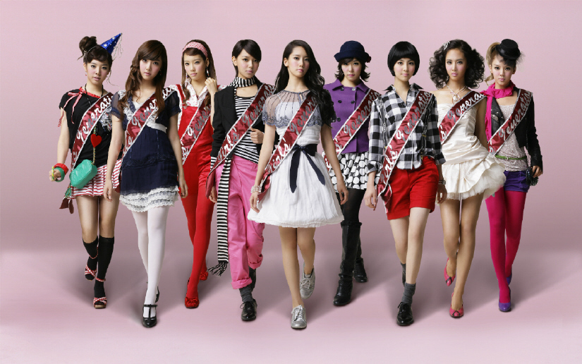 girls generation snsd. SNSD concept Girls#39; Generation