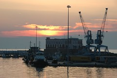 croatian ferry july 2009 128 (milolovitch69) Tags: sunset sea ferry dawn croatia adriatic ancona july2009