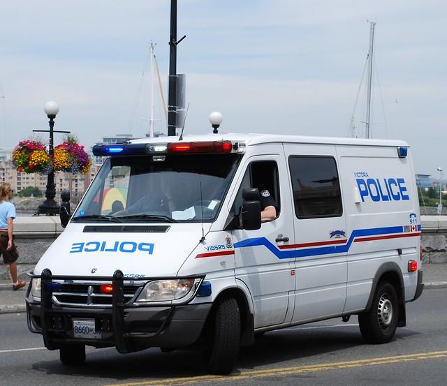 canada bc britishcolumbia police victoria vancouverisland policecar van victoriabc dodgesprinter prisonervan nleaf