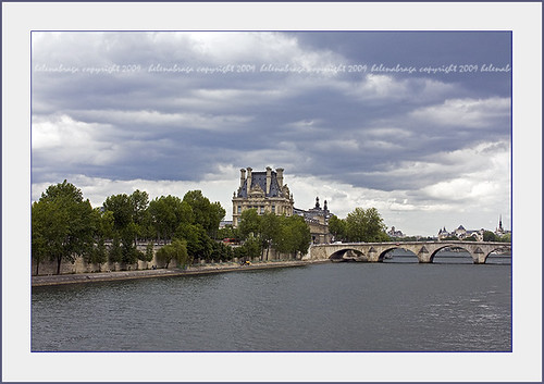 Paris: a postcard