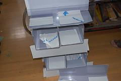 塩ビ透明板什器7