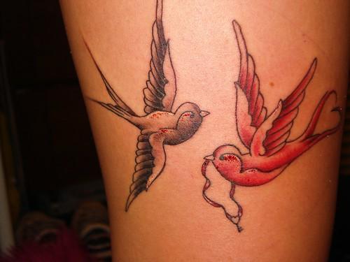 swallow tattoo flash. swallow tattoo.