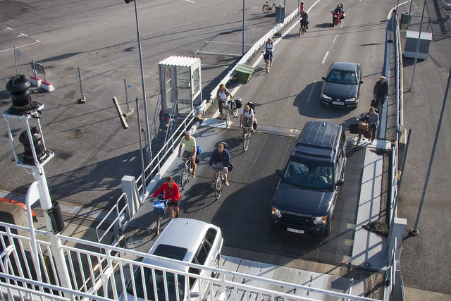 Bornholm Bicycle Ferry