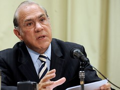 OECD General Secretary Jose Angel Gurria