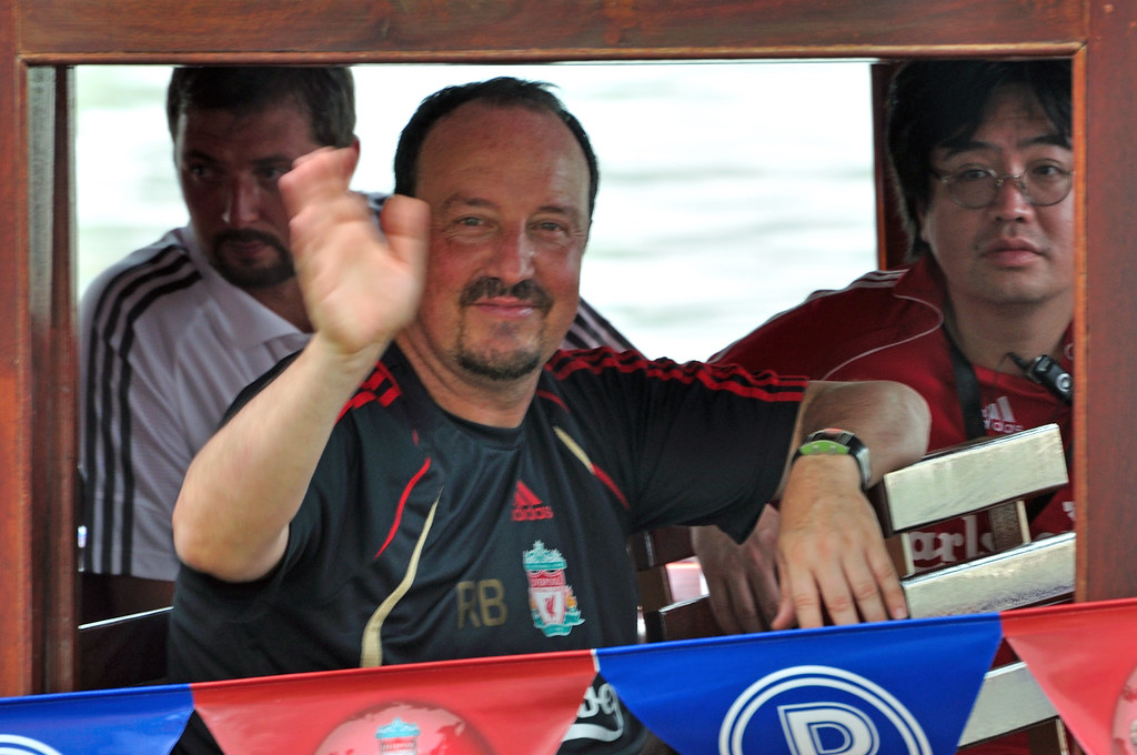 Rafa Benitez's Liverpool Machine