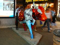 Bull on Parade