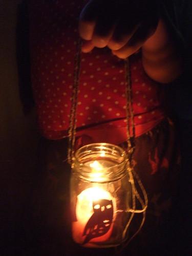 the owl lantern