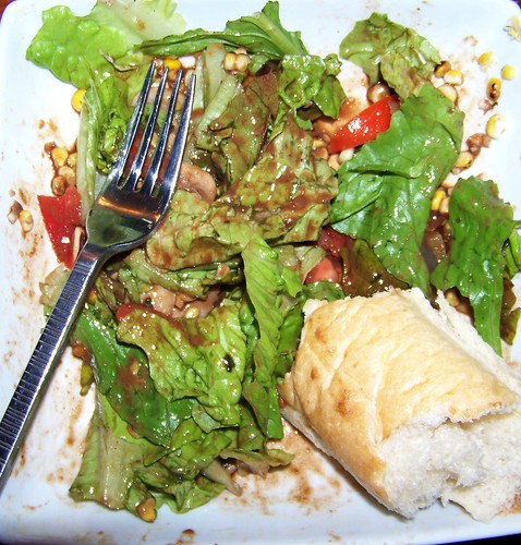 veggy dinner salad 2