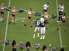 "DeSean Jackson and Swoop on Eagles Flight Night • <a style=""font-size:0.8em;"" href=""http://www.flickr.com/photos/23560286@N02/3798314518/"" target=""_blank"">View on Flickr</a>"