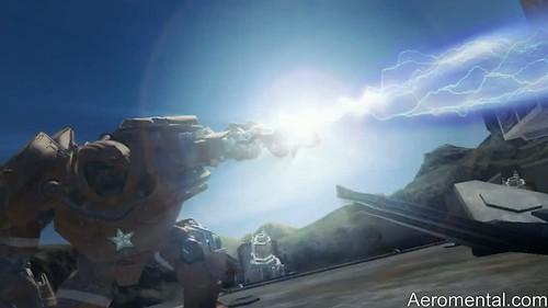 juego Iron Man 2 arma de Crimson Dynamo
