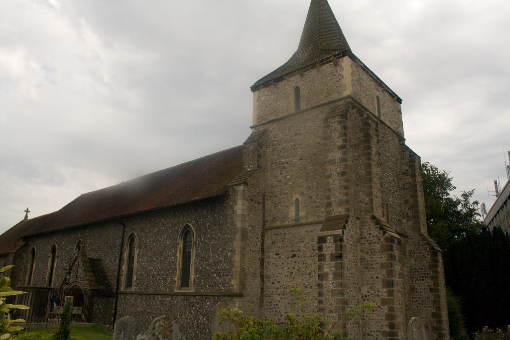 St Annes Anglican church Lewes