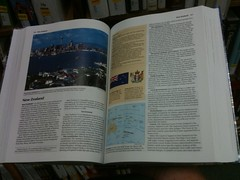 New Zealand article in World Book 2008