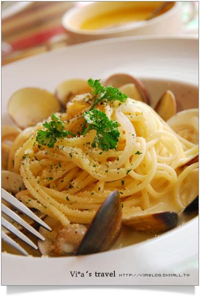 埔里美食-九張桌子義大利麵
