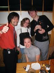 yuichi + leavers '09