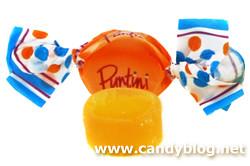 Puntini Tropical - Tangerine