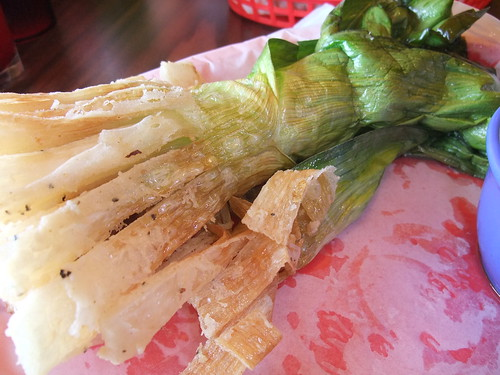 Fried Leeks at Dirty Frank's