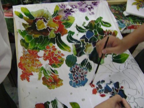 Colour Batik