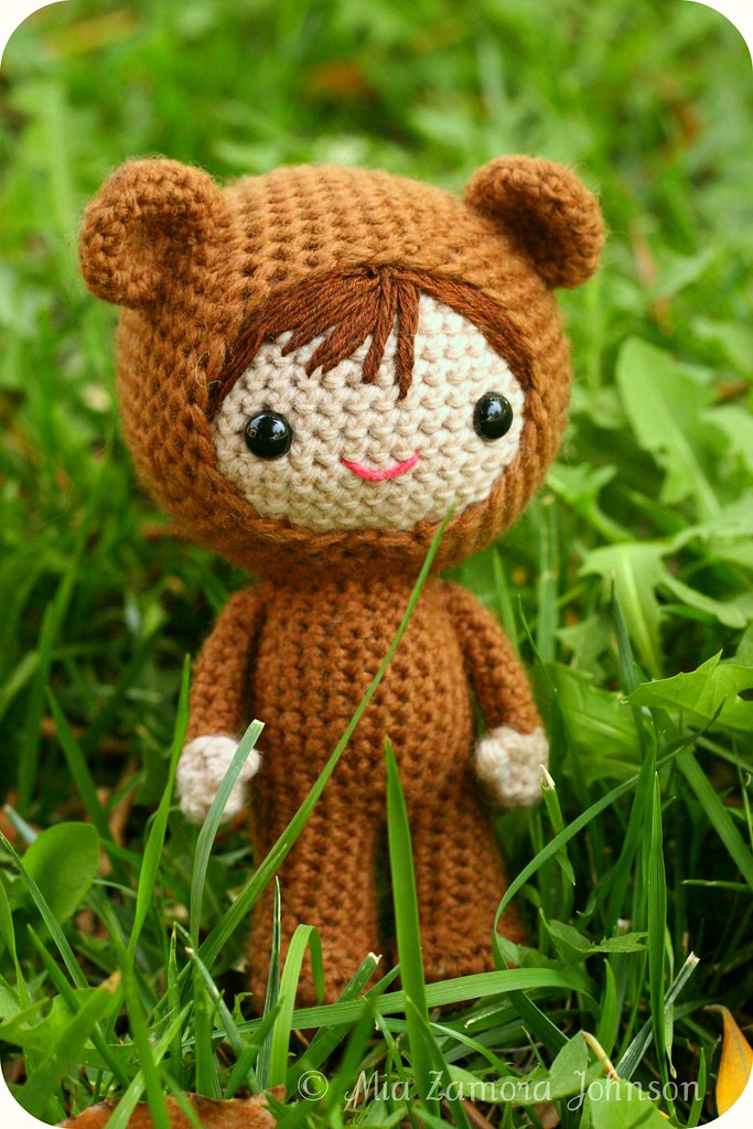 Little bear boy for Plush You!