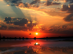 The Dying Sun (Naveed Mughal) Tags: life friends pakistan sea sky people love beach water colors beauty kids fantastic sand alone awesome memories smiles happiness forever kuwait khan sweetheart lovely friday dear waving pura lahore imran salmiya mughal farwaniya lahori sialkot naveed neika mangaf justclouds zeeimran420 jugnoo creativezee sialkoti pakistanies grouptripod darogawala 13072009