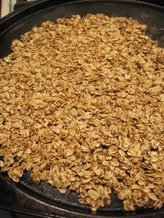 Unbaked cereal