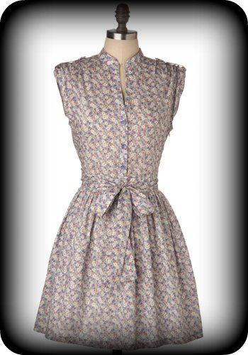 Whittard Dress ModCloth