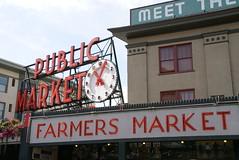 Farmers Market/Public Market (neena26) Tags: seattle farmersmarket publicmarket