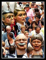 CABEUTS (esterRA3) Tags: fiesta fiestas festa tura festes cabezudos garrotxa tradicin olot tradiciones tradicions cabezudo farndula cabeuts cabeut tracidi