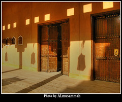 Heritage (almusammah) Tags: door light shadow heritage window riyadh saudiarabia canong7 platinumphoto olddirriyah