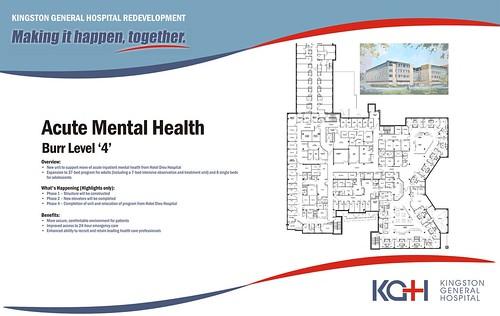 Kingston General Hospital Expansion 2009 - Burr Level 4