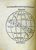 Woodcut diagram in Hyginus, C. Julius: Poetica astronomica