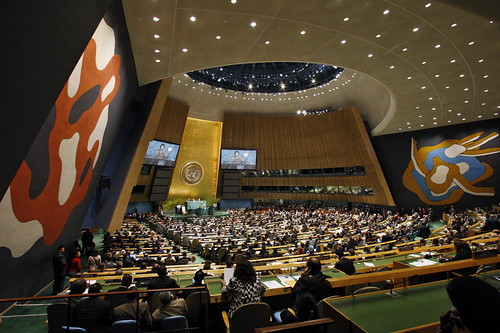 General Debate of 64th Session of Genera by United Nations Photo, on Flickr