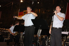 Concert Band of the German Armed Forces (jayinvienna) Tags: dulles oktoberfest german dullesairport bundeswehr luftwaffe concertband bundesmarine germanbeernight bundeswehrkommando germanarmedforcescommand