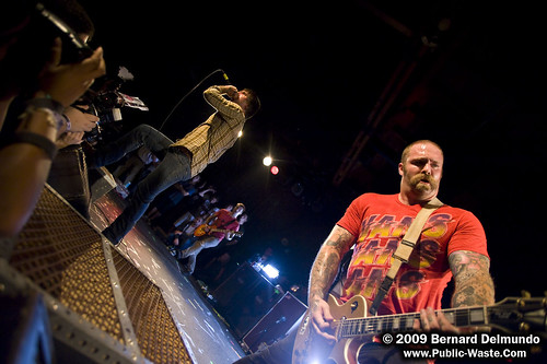 Every Time I Die at the Glasshouse (by Bernard Delmundo)