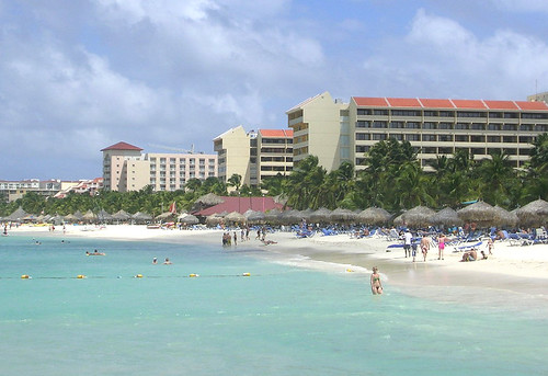 Aruba - Palm Beach Hotels