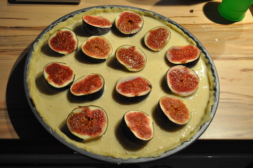 Fig & Lime Tarte