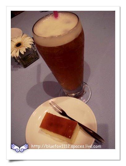 090918-4花宜6輪4日遊_原野牧場13_冰紅茶&乳酪蛋糕