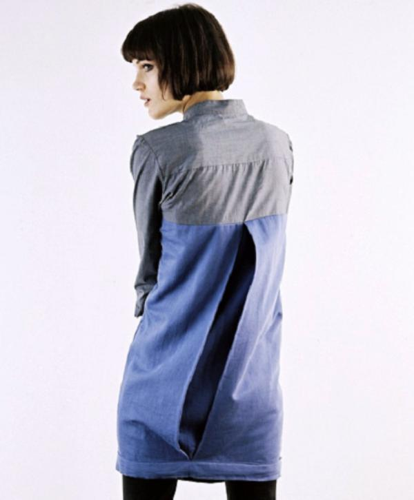 Vilde Svaner SHIRT DRESS 4