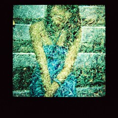 You inspire and encourage me, too :) (pattyequalsawesome) Tags: blue girls people black green film grass self 35mm lomo xpro lomography crossprocessed kodak philippines thoughts manila dianaf 2009 doubles multipleexposures kodakektachromee200