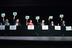 The Candidates Agree (1 of 2)