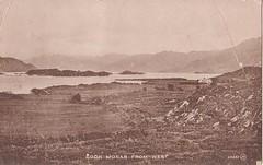 Loch Morar From West 1933