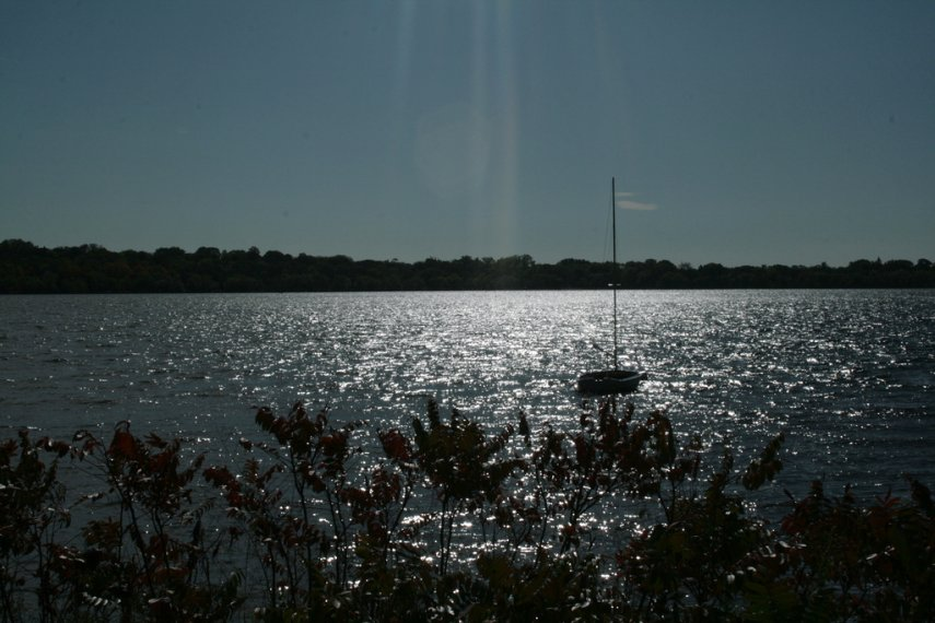 Flare on Lake Harriet-ed1