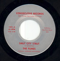 the fumes - smut city strut