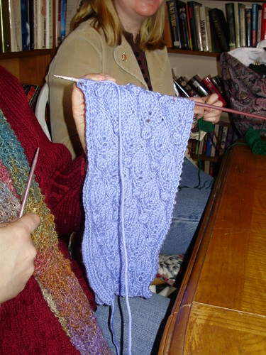 Judy's blanket square