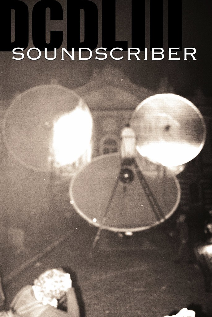 Visuel DCDL 3 - soundscriber