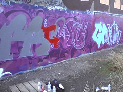 (Trump For President) Tags: graffiti primo hayward graff gnar snv apy